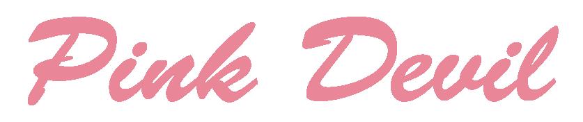 Logo Pink Devil_
