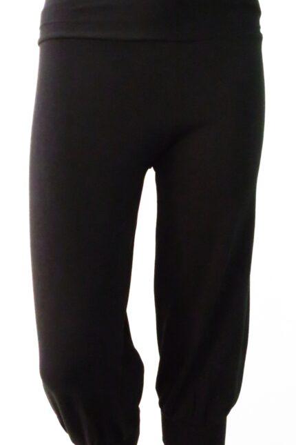 pantalone fitness corto con polso 5910
